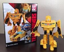 Bumblebee Camaro Transformers Universal Studios Exclusive 5 Steps Hasbro LE