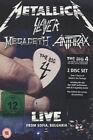 Anthrax / Megadeth / Metallica / Slayer - Big Four: Live from Sophia, Bulgari...