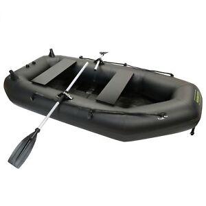 Schlauchboot Hunter SP 235 Angelboot mit Bodenplatten Ruderboot Sitzbänke 2+1 P.