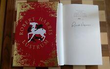 Lustrum SIGNED NUMBERED SLIPCASED LIMITED EDITION Robert Harris Hardback 2009