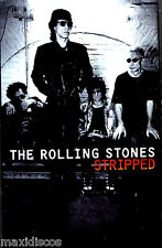 CAS - The Rolling Stones - Stripped (LIVE) UK EDIT.1995. MINT, FACTORY SEALED