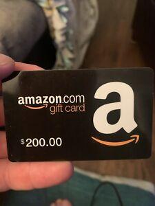amazon gift card 200