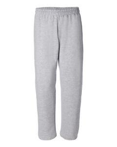 Gildan - Heavy Blend Open Bottom Sweatpants S-5XL 18400