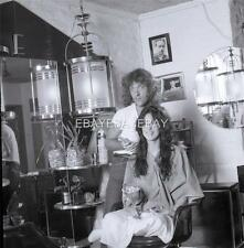 67F CHER CANDID Harry Langdon Negative w/rights
