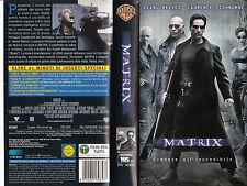 Matrix (1999) VHS