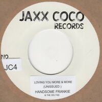 HANDSOME FRANKIE  LOVING YOU MORE & MORE JAXX COCO JC4 Soul Northern Motown