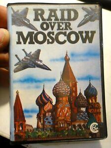 RAID OVER MOSCOW - GIOCO PER COMMODORE 64 - TURBO - COSOLLE RETRO