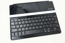 Logitech Ultra Thin Bluetooth Wireless Keyboard Cover Y-R0032 820-004646