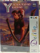 Y-L'ULTIMO UOMO N.2 CICLI Ed.LION SCONTO 10%