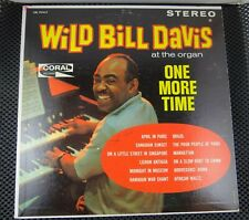 Wild Bill Davis – One More Time (Coral – CRL 757417)