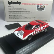 1/43 HPI Lancia Stratos HF #2 1974 Sanremo with decal #8073