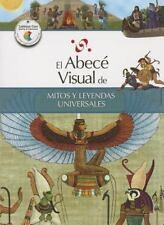 El abecé visual de mitos y leyendas universales (Colección Abecé-ExLibrary