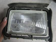 C2. Yamaha XT 600 K Headlight Front Light 2NF Built 1987 Headlight Light Lamp