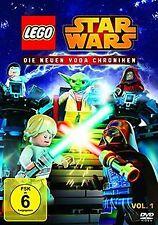 Lego Star Wars: Die neuen Yoda Chroniken, Vol. 1 | DVD | Zustand gut