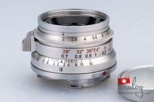 Leica Summicron 35mm 2.0 GermanySAWOM - 11308