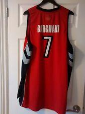 NBA-Adidas-Toronto Raptors -Andrea Bargnani #7-Replica Jersey-Men's XXL