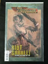 Warhammer Monthly #62 Riot GRRRLL! Yolanda Lays Down The Law VF-NM December 2002