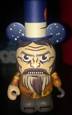 """DISNEY VINYLMATION 3"""" Pirates Of The Caribbean Pirate Guy Hook Hand And Hat"""