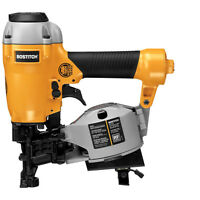 BOSTITCH BRN175 Bulldog 15 Degree 1-3/4 in. Coil Roofing Air Nailer Nailer Gun