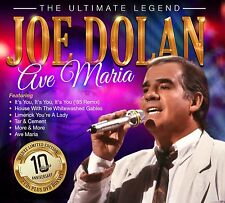 Joe Dolan - Ave Maria 2CD/DVD Deluxe Edition - Brand New & Sealed - FREE P&P