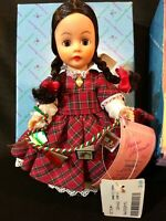 "Madame Alexander Doll 8"" ANNABELLE Exclusive Limited Edition COA Belk & Leggett"