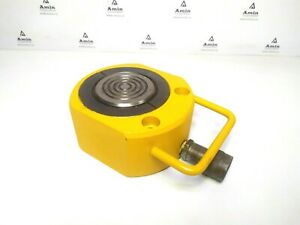 Enerpac RSM750, 75 Ton Capacity Low Height Hydraulic Cylinder - FREE SHIPPING