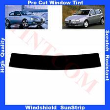 Pre Cut Sunstrip for Alfa Romeo 147 5 Doors 2000-2009  Any Shade