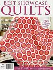 BEST SHOWCASE QUILTS NO 2. MAGAZINE 2013. PATTERN SHEET ATTACHED.