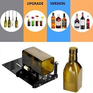 Glass Bottle Wine Glass Cutter Machine Jar Tool DIY Art Handmade Cutting Kit