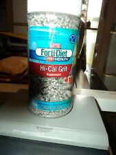 New listing Kaytee Forti-Diet Pro Health Small Bird Hi Calorie Grit Jar 21oz
