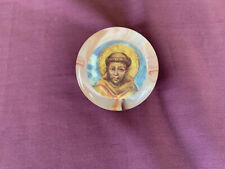 """St Francis Paper Weights  2 1/4"""" X 1 1/2"""""""