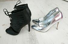 Womens high heels size 6 Bundle