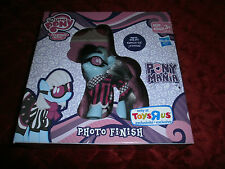 MY LITTLE PONY PHOTO FINISH PONY MANIA TOYS R US EXCLUSIVE FRIENDSHIP IS MAGIC