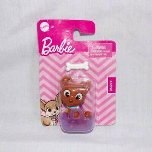 2020 Mattel Barbie Animal Dog Puppy Basket Bone Toy Playset Miniature Dollhouse