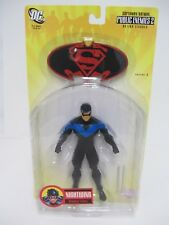 Nightwing ~ Superman/Batman Public Enemies 2 ~ Series 3 ~ DC Direct ~ NIB