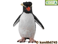 CollectA ROCKHOPPER PENGUIN plastic toy wild zoo sea marine BIRD animal * NEW 💥