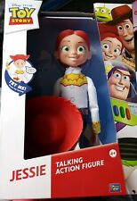 Toy Story Jessie Talking Action Figure ONLY SPEAKS SPANISH
