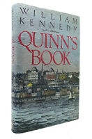 William Kennedy QUINN'S BOOK  1st Edition 1st Printing