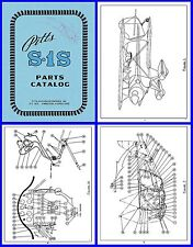 Pitts Special S-1S Illustrated Parts Catalog on CD
