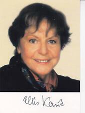 Original-Autogramm Ellis Kaut (1920-2015) Pumuckl Kinderbuch Autorin
