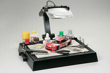 Tamiya Work Stand with magnifying Lens # 74064