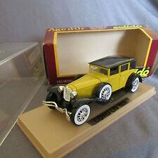 705D Solido 1:43 Cordón L-29 1929