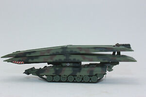 Herpa 746717 Bridge Layer Armored Tank Iguana Decorated 1:87 H0 New IN Boxed