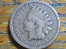 1862 Indian Head Cent  (seller's # 84a)