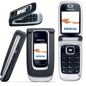 "ORIGINAL Nokia 6131 UNLOCKED Cellular Phone GSM Warranty 2.2"" Cellphone Rare"