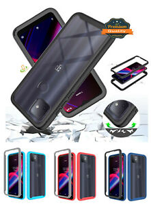 Case For Samsung Galaxy S20 FE 5G Transparent Hybrid Shockproof Rubber TPU Cover