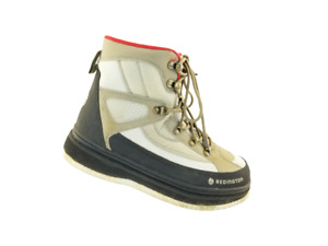 Redington Womens Willow River Wading Boot Fly Fishing Felt Sole Sand, 8