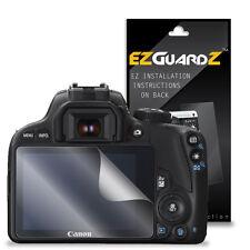 3X EZguardz LCD Screen Protector Skin HD 3X For Canon EOS Rebel SL1 (Clear)