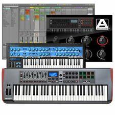 Novation Impulse 61 Key USB MIDI Keyboard Controller - NEW