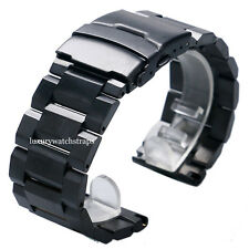 SUPER ENGINEERED STEEL STRAP BRACELET FOR CITIZEN ECO-DRIVE  WATCH 20mm